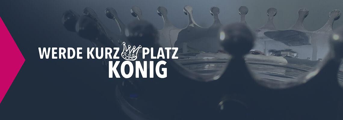 Kurzplatz König